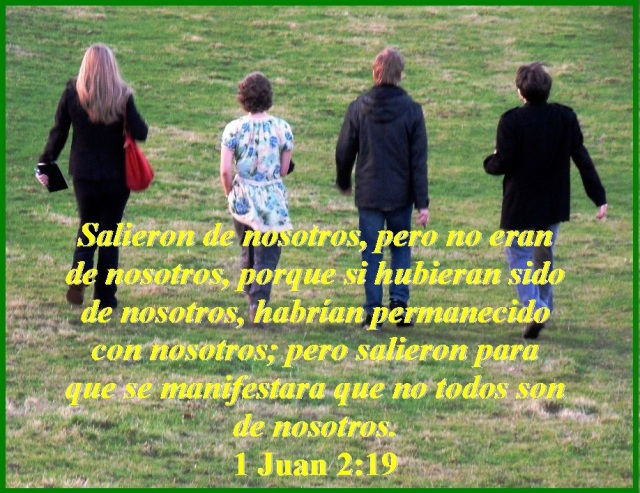 Advertencia Sobre Anticristos 1 Juan 2 18 19 Mission Venture Ministries En Español