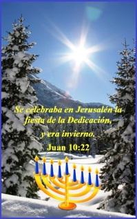 Juan 10 vs 22-24