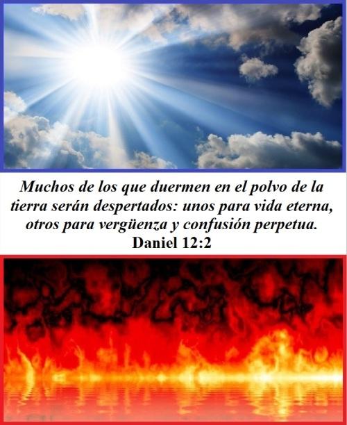 Daniel 12 vs 2 S