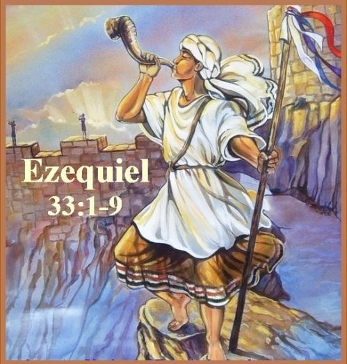 Ezequiel 33 vs 1-9 S