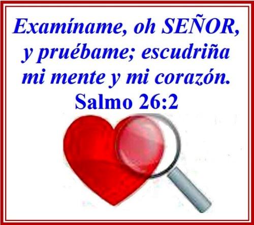 Salmo 26 vs 2 S