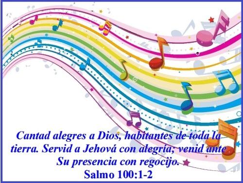 Salmo 100 vs 1-2 S