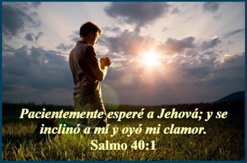 Salmo 40 vs 1 (S)