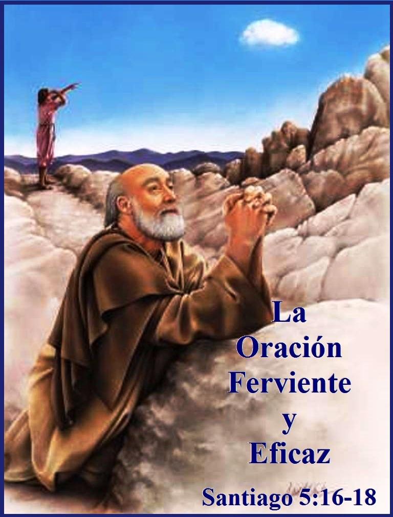 Resultado de imagen para Elías hombre de oración