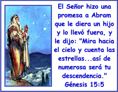 Genesis 15 vs 5 S