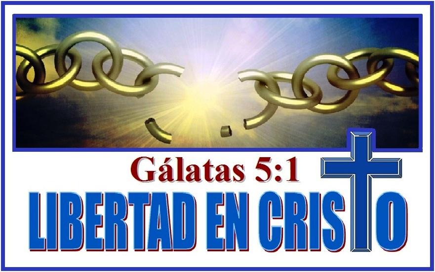 Resultado de imagen de GÁLATAS5, 1. 13-18