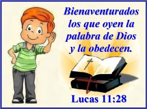 Lucas 11 vs 27-28 (s)