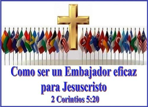Embajador para Jesucristo
