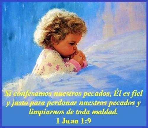 Dios perdona - 1 Juan 1 vs 9