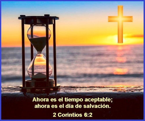 2 Corinthians 6 vs 2 (Spanish)