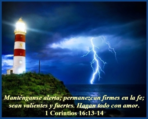 1 Corintios 16 vs 13-14 (S)