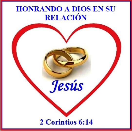 Honrando A Dios En Su Relacion 2 Corintios 6 14 Mission Venture Ministries En Espanol