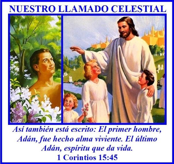 Nuestro Llamado Celestial 1 Corintios 15 45 49 Mission Venture Ministries En Espanol