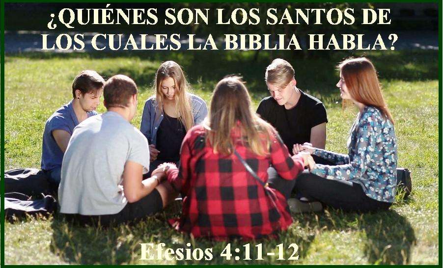Efesios 4 vs 11-12 (S)