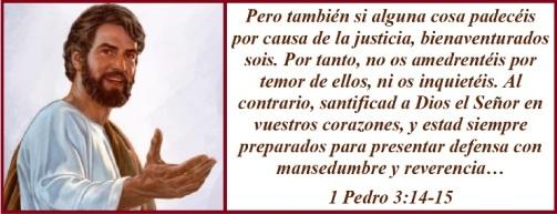1 Pedro 3 vs 14-16 (s)